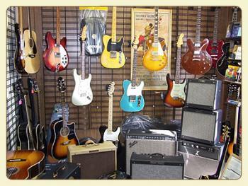 Franklin Guitar and Repair